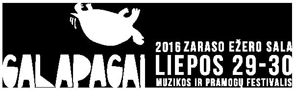 Muzikos ir pramogų festivalis Galapagai