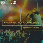"""Festivalis """"Galapagai 2016"""" meta iššūkį muzikantams"""