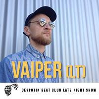 """""""Despotin Beat Club"""" festivalyje """"Galapagai"""" užsuks savo elektroninį """"Late Night Show"""""""