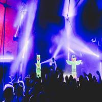 """Festivalyje """"Galapagai 2016"""" – didžiulė """"Neonkių"""" diskoteka"""