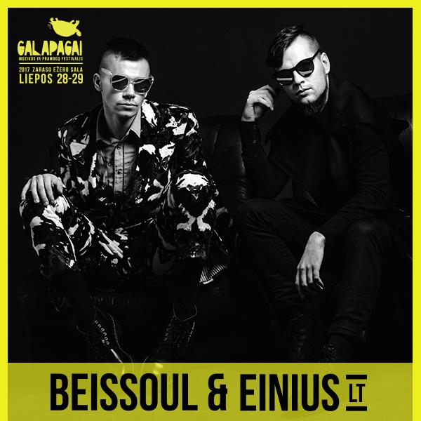 Beissoul and Einius Chamillion