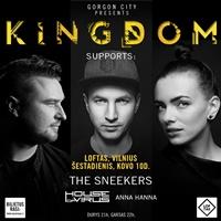 """""""Gorgon City: Kingdom"""": jų koncerte gros dar trys publikos mylimi didžėjai!"""
