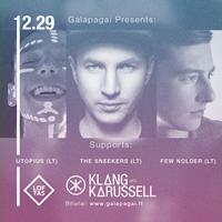 """Sužinok, kas Vilniuje apšildys garsųjį austrų projektą """"Klangkarussell"""""""