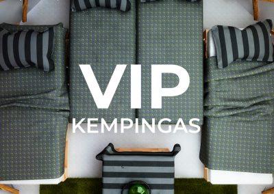 VIP Kempingas