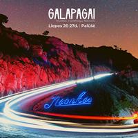 """""""Galapagai 2019"""": laukia kultiniai vakarėliai """"Silent Disco"""" ir """"Neonkės"""" bei """"Happyendless"""" reivas"""